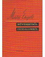 Művészetről, irodalomról (Marx-Engels)