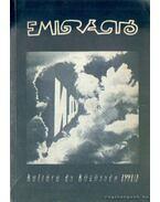Emigráció 1991/3