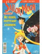 Sailor Moon füzetek 2000/5. 7. szám ( kialakú)