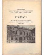 A debreceni Kossuth Lajos Tudományegyetem gyakorló általános iskola évkönyve 1964-1965