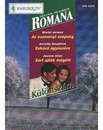 Az eszményi szépség - Esküvő ágyúszóra - Zárt ajtók mögött 1999/6.(Romana különszám)
