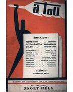 A toll I. évf. 23. sz. (1929. szeptember 22.) - Zsolt Béla