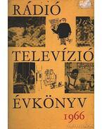 Rádió televízió évkönyv 1966.