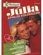Mr. Alaszka - Ajánlom magam - Reklámfogás - Júlia Áprilisi különszám 1995/4. - Mansell, Joanna, Carpenter, Amanda, Randal, Jude