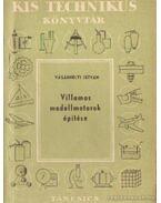 Villamos modellmotorok építése - Vásárhelyi István