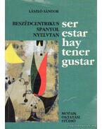 Beszédcentrikus spanyol nyelvtan