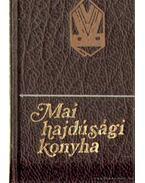 Mai hajdúsági konyha II. kötet (mini)