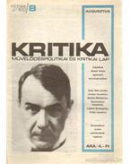 Kritika 75/8 - Pándi Pál