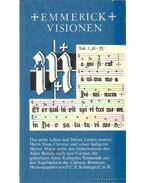 Visionen I-IV. kötet - Emmerich, Schmöger