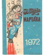 Jó Pajtás naptára 1972.