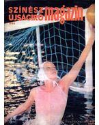 Színész Újságíró Magazin 1984
