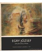 Egry József emlékkiállítása 1971