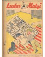 Ludas Matyi 1952. évfolyam (teljes)