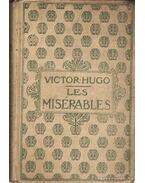 Les Misérables (A nyomorultak) I-IV. kötet