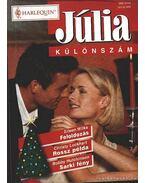 Feloldozás - Rossz példa - Sarki fény - Júlia különszám 12. kötet