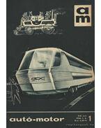 Autó-Motor 1966. (teljes)