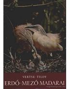Erdő-mező madarai - Vertse Albert, ifj. Tildy Zoltán