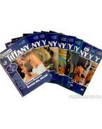 Tiffany 61-70. füzet