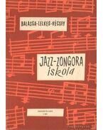 Jazz-zongora iskola