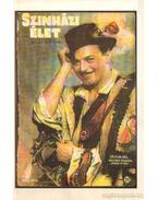 Színházi élet 1936. 26 sz. (hasonmás)