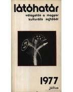 Látóhatár 1977 Július