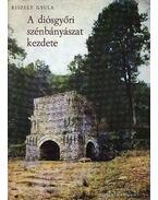 A diósgyőri szénbányászat kezdete 1767-1868