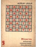 Minerva műanyag versenysakk melléklete
