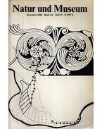Natur und Museum Band 116. Heft 12 1986 (Természet és múzeum)