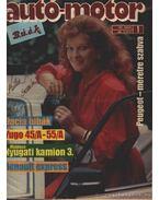 Autó-Motor 1987. (hiányos)