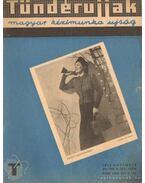 Tündérujjak 1938. november 163. szám - W. Bartha Emma (szerk.)