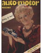 Autó-Motor 1985. (hiányos)