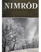 Nimród 1975. évfolyam (teljes) - egybekötve