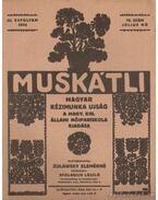 Muskátli 1934. július 10. szám