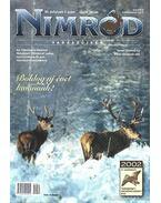 Nimród 2002. évfolyam (teljes) - számonként