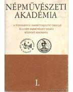 Népművészeti akadémia I.