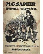Humoros felolvasások