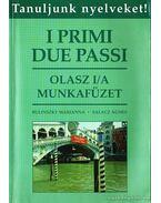 I primi due passi - Olasz I/A munkafüzet