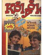 Kölyök Magazin 1986. december