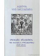 Okkult filozófia Első kötet