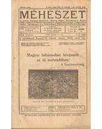 Méhészet 1926. XXIII. évfolyam (töredék), 1927. XXIV. évfolyam (teljes) - Boczonádi Szabó Imre