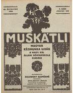 Muskátli 1934. június 9. szám