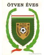 Ötven éves a Zala megyei labdarúgó szövetség
