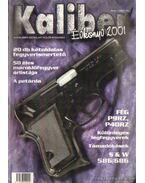 Kaliber Évkönyv 2001.