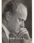 Dávid Gyula