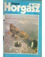 Magyar Horgász 1982. (hiányos)