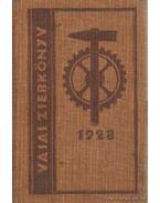Vasas zsebkönyv 1928.