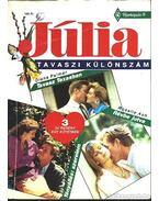 Tavasz Texasban; Révbe jutva; Tényállás szerelem - Júlia Tavaszi 1992. különszám