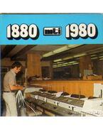 Az MTI száz éve 1880-1980 (mini)
