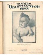 Magyar uriasszonyok lapja 1933. X. évf. (fél évfolyam)