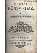 Magyar könyv-ház IV. szakasz